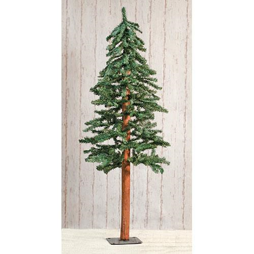 Rustic welcome winter 4 39 alpine christmas tree home for Alpine decoration