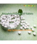 100 tabs FDA Certified Vitamin B17 Laetrile Amygdalin tablets ! - $150.00