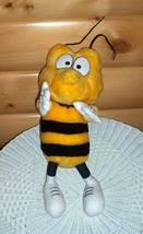 """Cheerios Honey Nut Bee Breakfast Cereal Mascot Supermarket Display 16"""" P... - $9.95"""