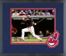 Jason Kipnis Indians Home Run 2016 World Series Game 6-11x14 Matted/Framed Photo - $42.95