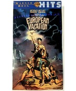 National Lampoons European Vacation - VHS tape Chevy Chase NEW Factory s... - $8.79