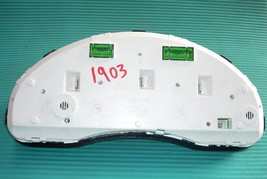 2009 SUBARU LEGACY SPEEDOMETER HEAD CLUSTER 85014AG65B