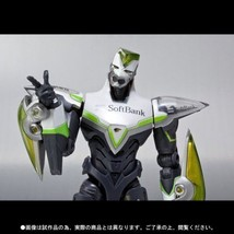 New S.H.Figuarts Tiger & Bunny Wild Tiger 1 Minute Action Figure Bandai F/S - $27.18
