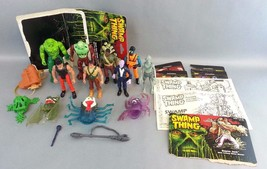 Vintage 1990's Kenner Swamp Thing Action Figure... - $74.23