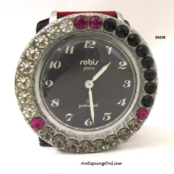 Primary image for Vintage Wrist Watch Robis Paris 1970s