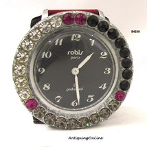 Vintage Wrist Watch Robis Paris 1970s - $95.00