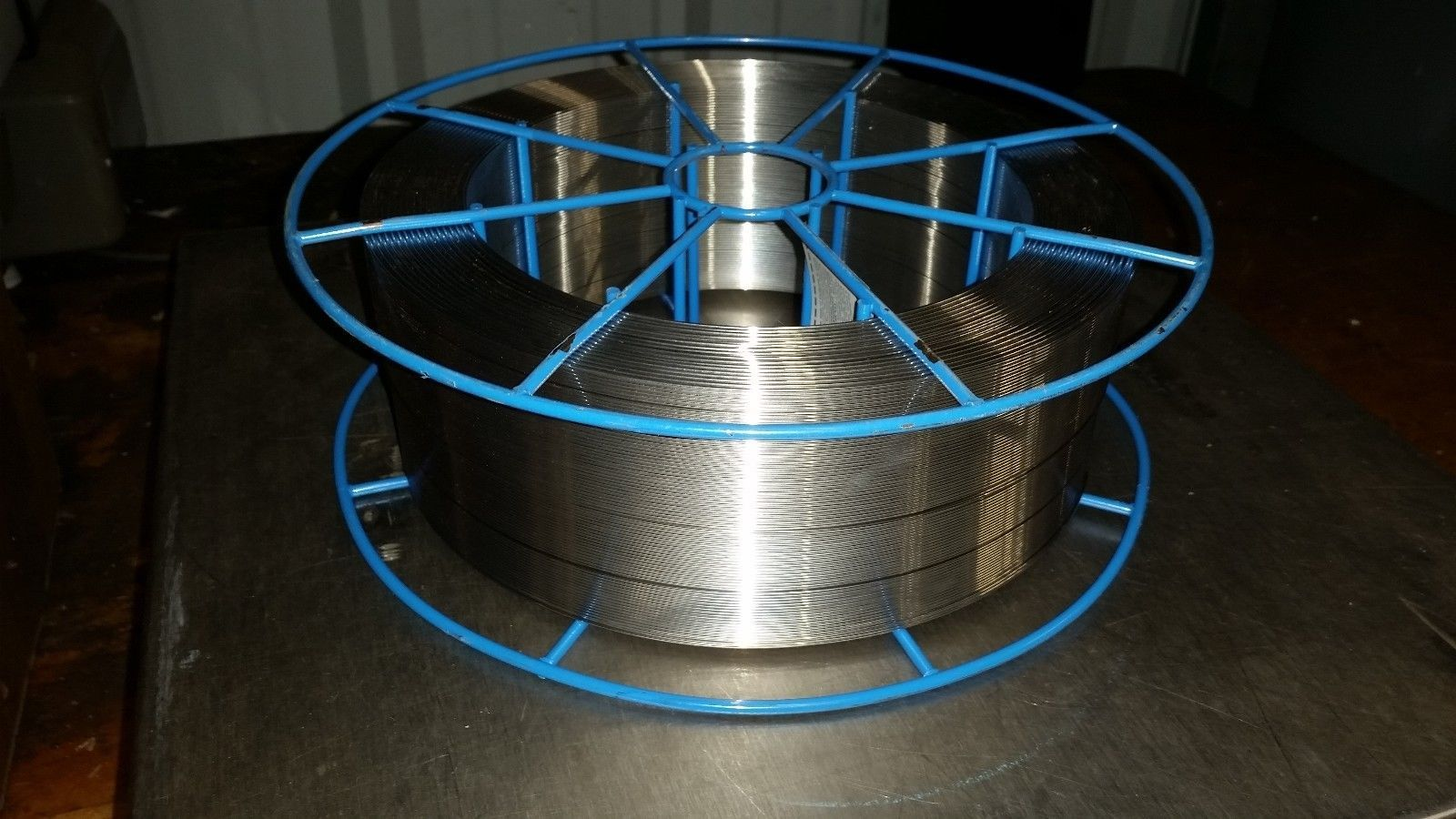 "MIG Welding Wire ER4043 Aluminum Mig 4 Rolls ER4043-.035/"" 1 Ib Each Roll"