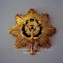 Command and Staff Royal Thai Navy Force Metal Badge Pin Branch Thai Mili... - $24.75
