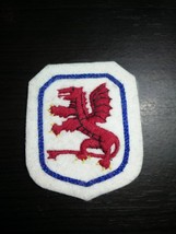Reproduction POLAND Polish 7th Infantry Division Insignia WWII Patch - $9.41