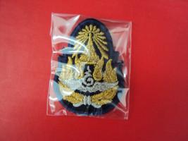 CAP BADGE ROYAL THAI AIR FORCE Military Badge Hat Lapel Pin - $4.95