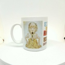 Caffeinated Coffee Mug Tea Cup - $11.34