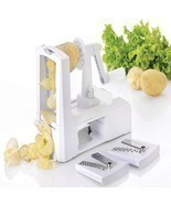 Spiralizer Vegetable & Fruit Spiral Julienne Sh... - $42.08