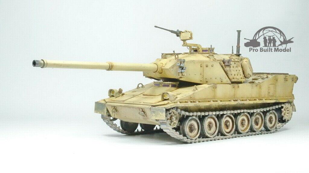 M8 Armored Gun System 1:35 Pro Built Model