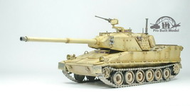 M8 Armored Gun System 1:35 Pro Built Model - $222.75