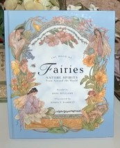 Fairies Nature Spirits From Around the World by Rose William - $14.99