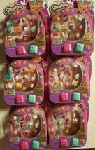 6 PKGS Shopkins Season 5 12 Packs Toys R Us Exclusive Gold Kooky Cookies... - $173.25