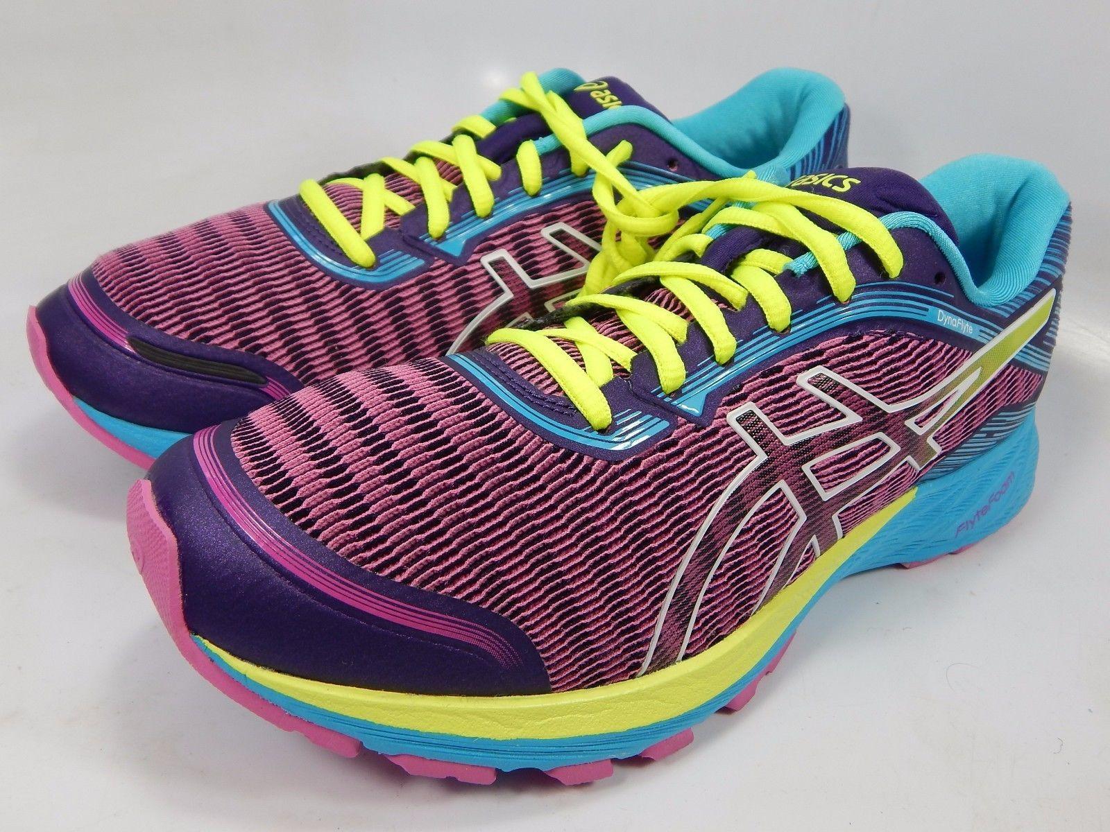 Asics Dynaflyte Women's Running Shoes Size US 10 M (B) EU 42 Purple T6F8Y
