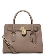 Michael Kors Hamilton Large EW Shoulder Business Handbag Tote (Dark Dune) - $318.00