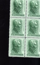 Stamps - U. S.Postage 1 Cent Andrew Jackson 6 Mint Stamps  - $1.00