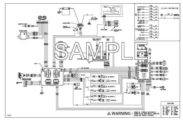 1997 Seadoo Repair Manual : Seadoo sp spx gs gsi gsx gts gtx xp hx service repair