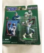 Vintage 1998 NFL Kenner Hasbro Deion Sanders Starting Line Up Figurine S... - $29.99