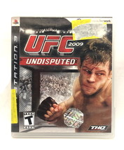 Sony Game Ufc 2009 undisputed - $3.00