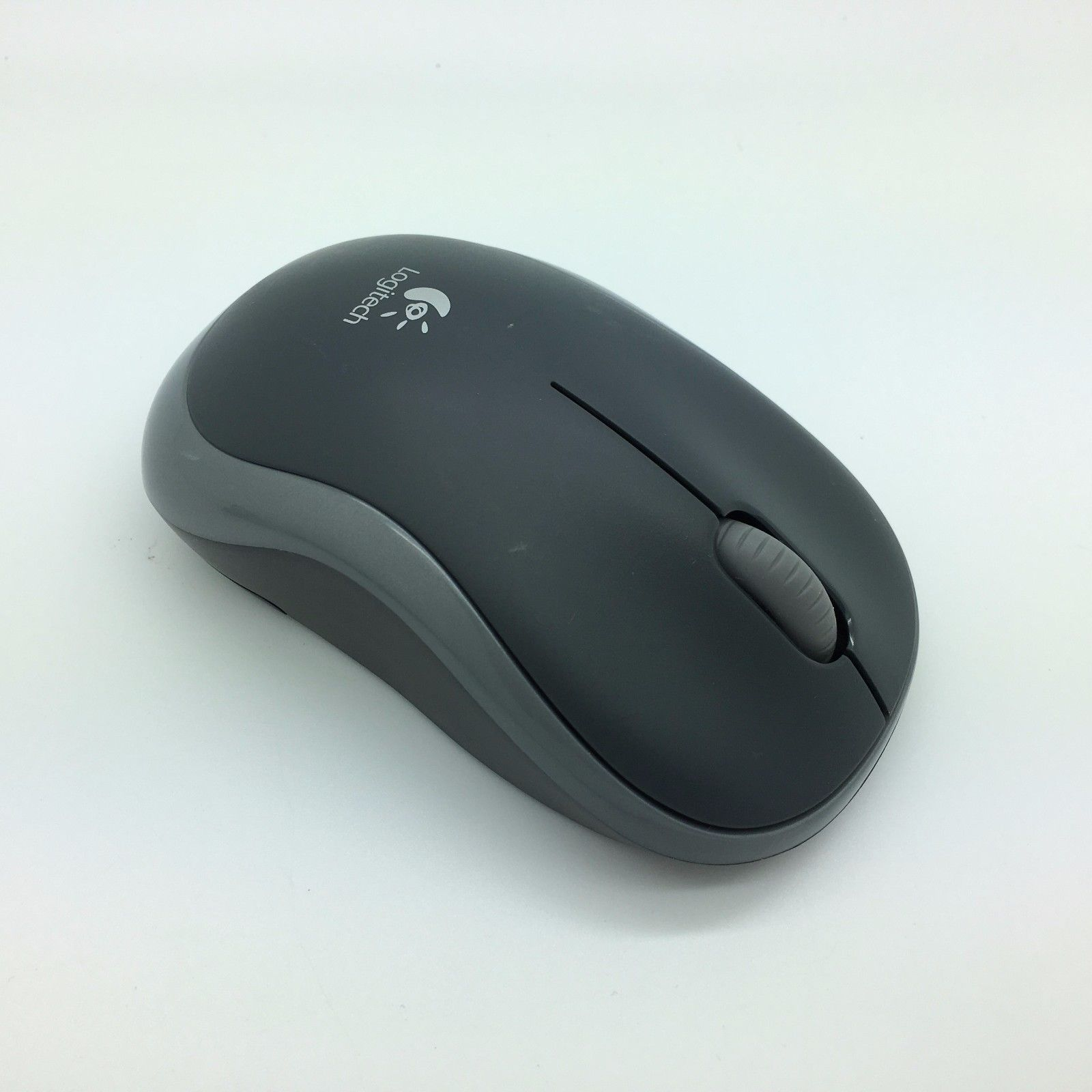 Logitech Wireless M185 Swift Grey Comfort And 50 Similar Items Mouse Wirelesss M 185 For Pc Mac No Receiver