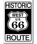 Refrigerator Magnet Historic West U.S. Route 66 - $3.25