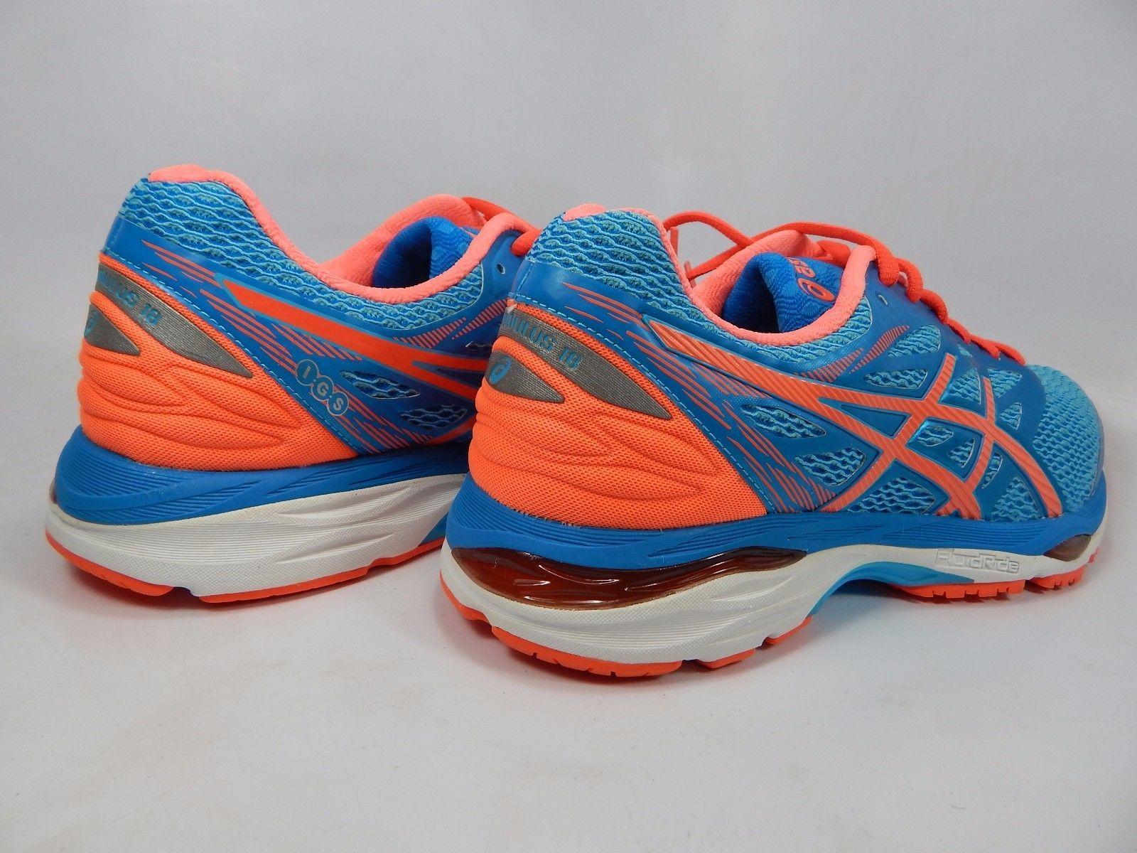 Asics Gel Cumulus 18 Women's Running Shoes Size US 10 D WIDE EU 42 Blue T6C9N(D)