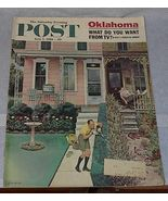 Saturday Evening Post Magazine J. Falter July 1, 1961 - $5.95