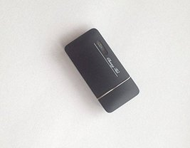 Matte Surface Windproof Lighter - One Lighter (Black) image 2