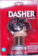 Tampa Bay Buccaneers Helmet Dasher Bobblehead  NFL Dash Board Car Football  - $19.95