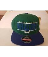 American Needle Hartford Whaler's Nineties Snapback Adjustable Cap Hat - $24.75