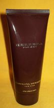 Original Herrera For Men After Shave Balm 3.4 Oz Carolina Herrera Cologne Ch New - $49.69