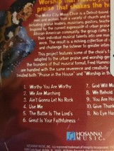 Shout in the House by Motor City Mass Choir Cd image 2