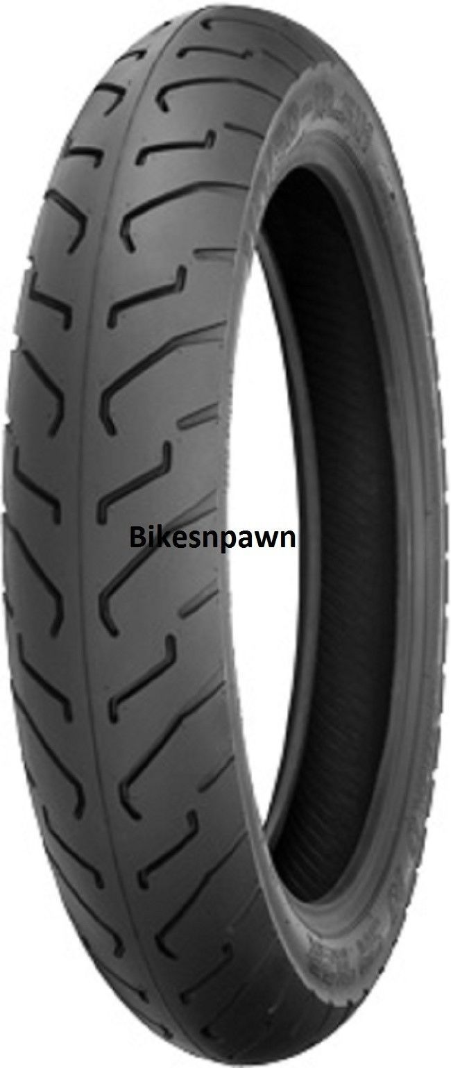 New Shinko 712 3.50-18 Rear Tire 60 H Tubeless 87-4158