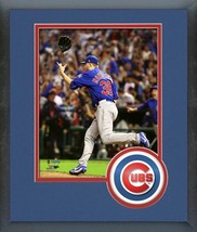 Mike Montgomery Celebrates the 2016 World Series Win - 11x14 Matted/Framed Photo - $43.55
