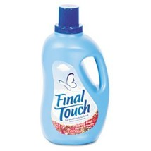 Final Touch Fabric Softener, 4 Bottles  - $39.95