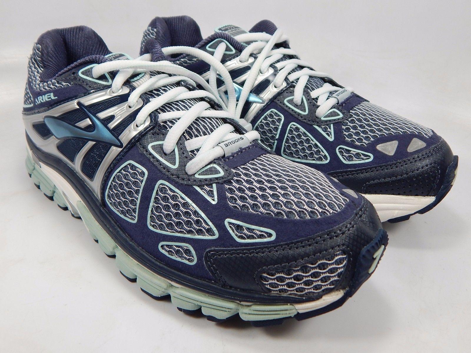 df27d1d5769b0 Brooks Ariel 14 Women s Running Shoes Size US 8 M (B) EU 39 Blue 1201641B399