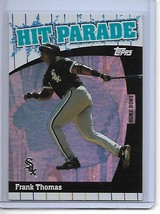 2004 Topps Frank Thomas Hit Parade #6 - $1.58
