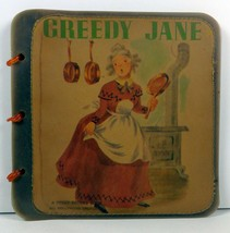 Greedy Jane Gentle Bossy Bluebell  A Peggy Brooks Book - $22.99