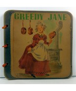 Greedy Jane Gentle Bossy Bluebell  A Peggy Brooks Book - $24.99