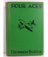 Four Aces by Thomson Burtis 1932 Air Combat Stories - $3.99