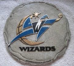 Washington Wizards NBA Basketball Garden Stepping Stone Wall Plaque Rock - $16.00