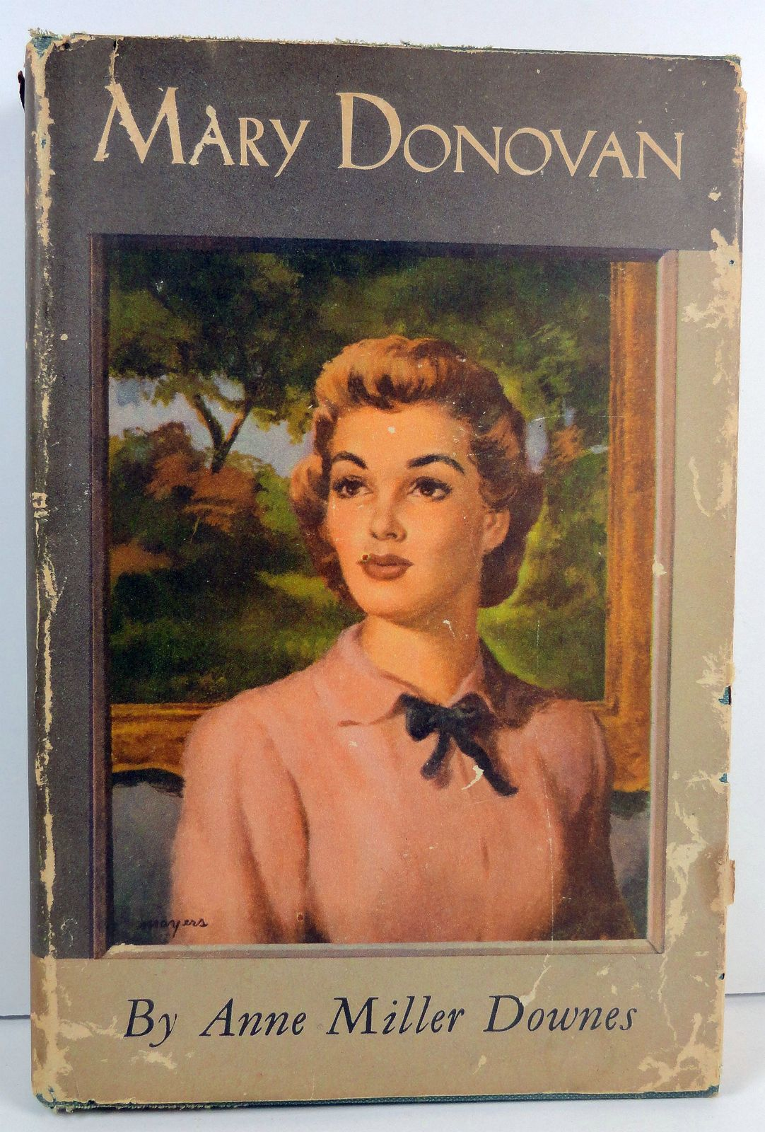 Primary image for Mary Donovan by Anne Miller Downes 1948 HC/DJ