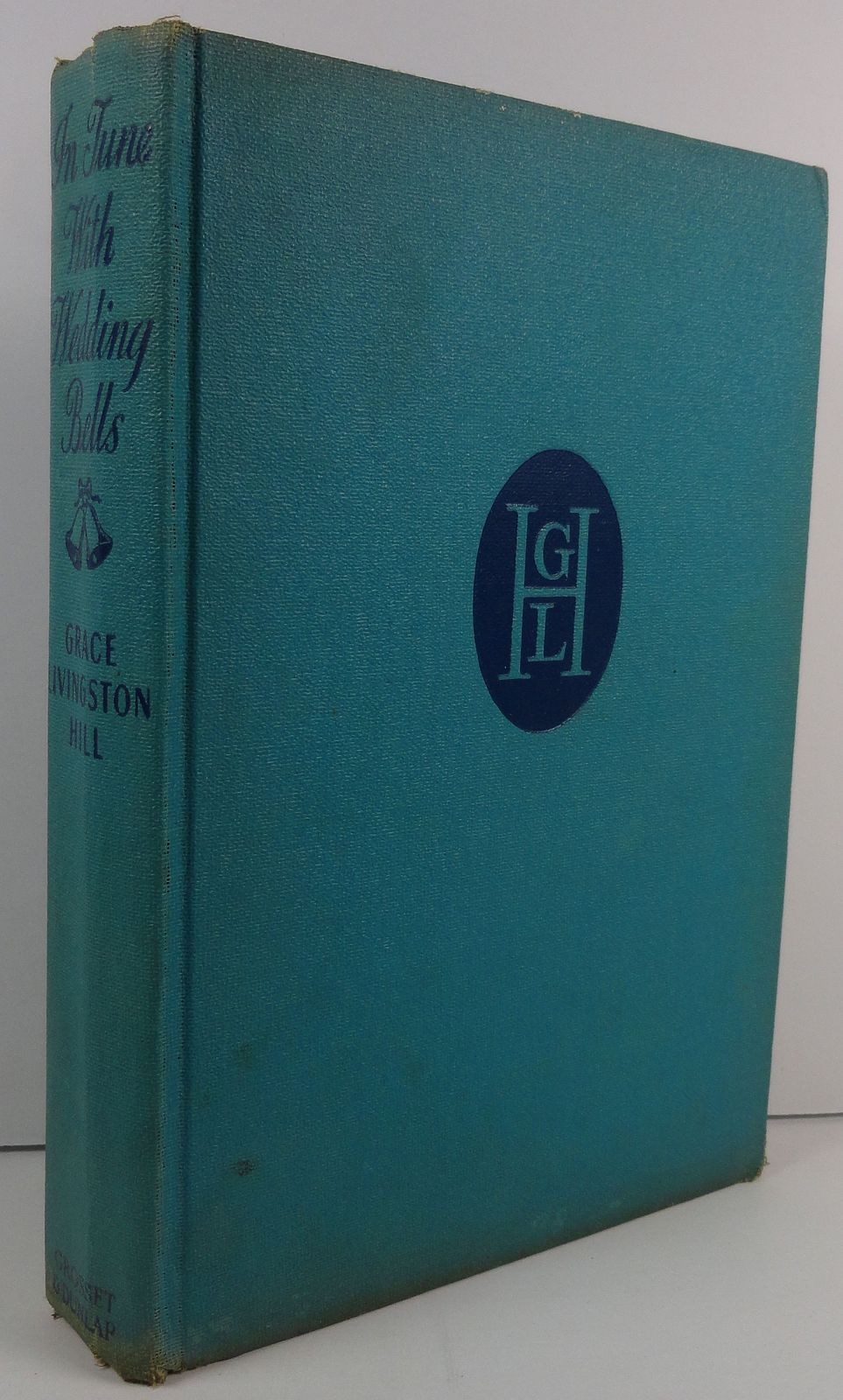 In Tune With Wedding Bells Grace Livingston Hill 1941 HC/DJ