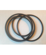 **NEW 2 DRIVE BELT SET** ELMO K-100SM  8mm Film Projector - $12.86