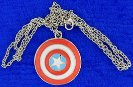 Captain america necklace thumb200