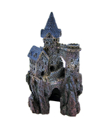 Penn-Plax Small Magical Castle for Fish - $7.76