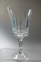 Lenox Cut glass Gala Crystal wine  Made in USA Mt Pleasant PA mouth blown - $23.05